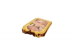 Pâté Croûte de Pintade aux Morilles