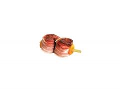 Brochette de Filet Mignon de Porc à l'Andalouse